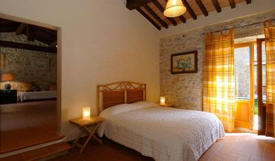 Farmhouse for sale in Tuscany near thermal park of Saturnia: Hall