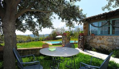 Farmhouse for sale in Tuscany near thermal park: Hall