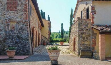 Farmhouse for sale in Chianti: Bathroom