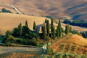 After buy real estate services in Tuscany